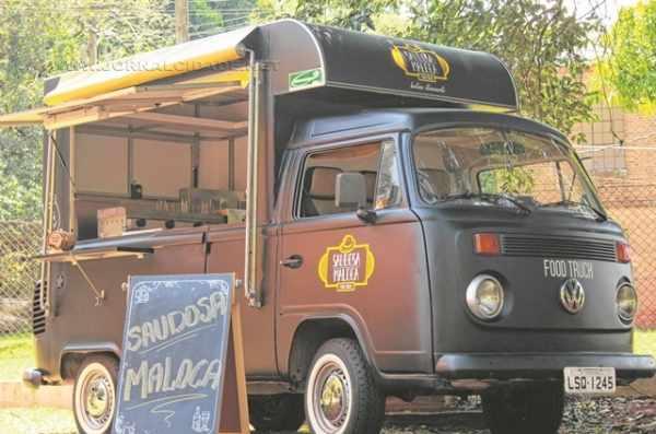 Serão muitas opções de food trucks e também música para todos os gostos, incluindo a banda Oitão, do chef Henrique Fogaça