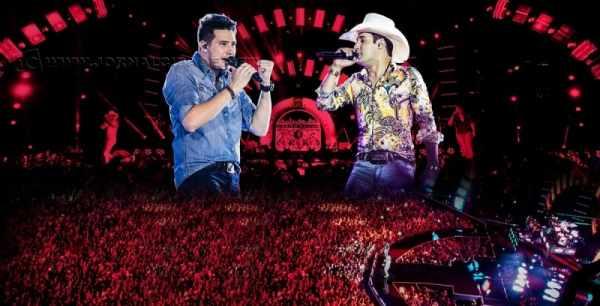 A dupla Bruno & Barreto, uma das sensações do sertanejo universitário, faz show neste sábado (28)