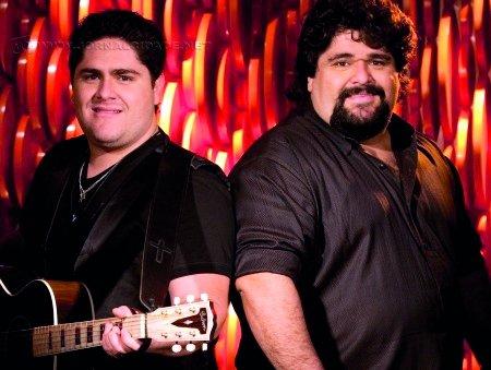 Show com César Menotti e Fabiano em Santa Gertrudes