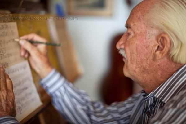 Mastro Ernst Mahle é atração em Piracicaba