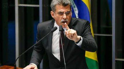 O ministro do planejamento Romero Jucá (Foto: Pedro Ladeira)