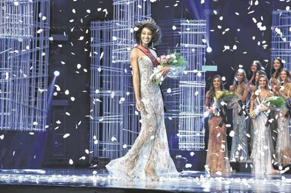 Sabrina de Paiva venceu o concurso que aconteceu no último sábado (28); Rio Claro não mandou candidata para concorrer