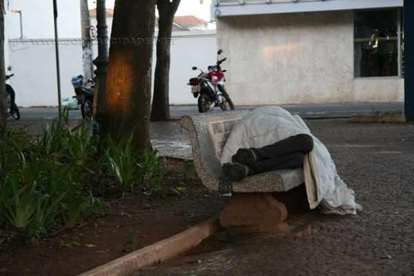 Temperaturas baixas deixam população em alerta no município no fim de semana