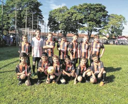 A equipe Seme/Band/Ipiranga/Vila Nova enfrenta o Golaço no Clube dos Bancários