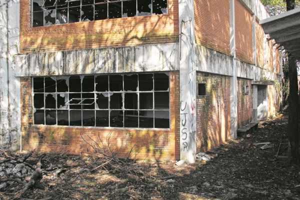 Instituto aguarda recursos federais para reformar o bloco didático conhecido como hexágono