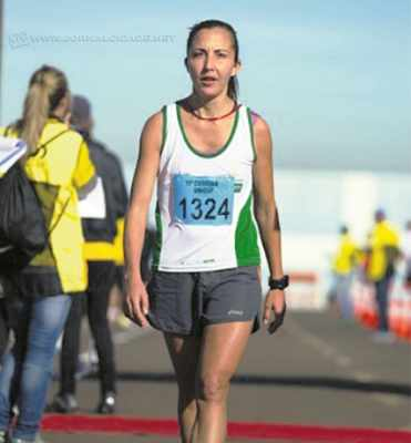 LONGO CAMINHO: Michelinha iniciou a carreira no Atletismo treinando no Sesi da Cidade Azul