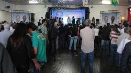 Convenção ratifica nome de Gustavo Perissinotto e Djalma de Paula como candidatos