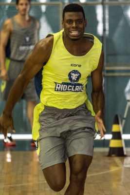 Gui Deodato - escalado recentemente para Seleção Brasileira - vai disputar esta temporada pelo RCB