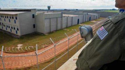 Unidade terá capacidade para 847 detentos em regime fechado (Foto; A2 Fotografia / Alexandre Carvalho)