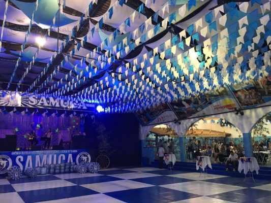 A escola lançou o tema-enredo para o carnaval do ano que vem no último domingo (24)