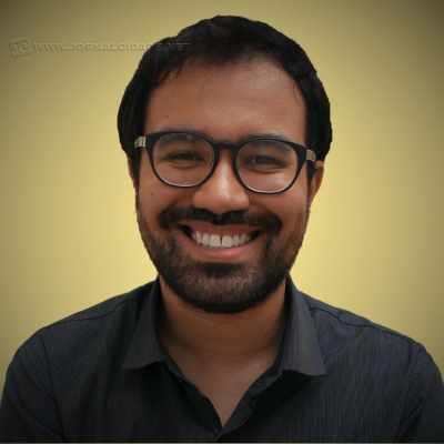 O professor Airton Moreira Júnior