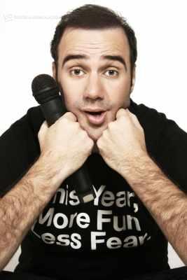 Diogo Portugal apresenta seu stand-up comedy a partir das 20h30, no Circo localizado no Shopping