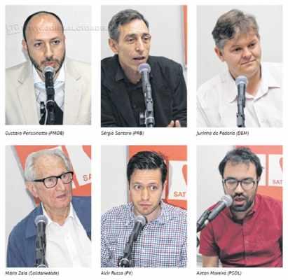 Na primeira semana de entrevistas com postulantes na Excelsior Jovem Pan News, candidatos a prefeito discorreram sobre problemas em bairros de Rio Claro