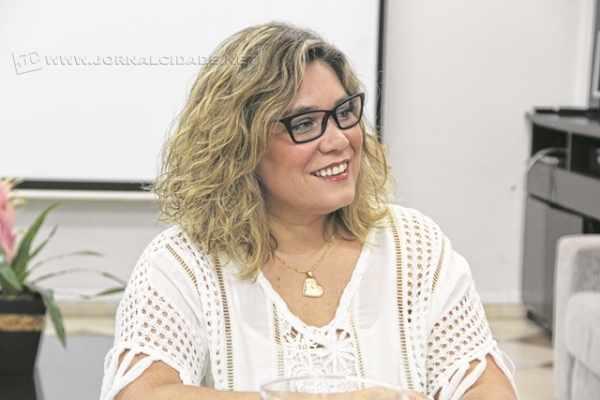 Carla Hoffmann será uma das palestrantes do simpósio e também é a idealizadora da ONG