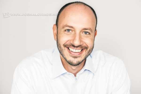 O ex-secretário de Negócios Jurídicos, Gustavo Ramos Perissinotto