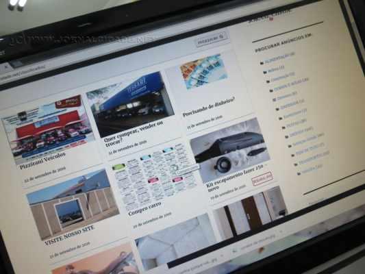 O Classificados online do JC é uma extensão do classificados impresso, que oferece mais oportunidades para você expor seus produtos