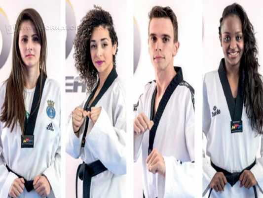 Valéria Rodrigues, Paloma Lima, Nicholas Pigozzi e Jamila Tanna trouxeram quatro medalhas do campeonato que aconteceu no fim de semana em João Pessoa, na Paraíba