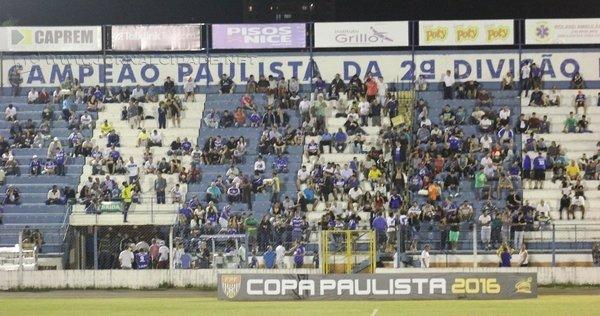 VAI AZULÃO!!: Torcida deve marcar presença no último embate desta fase do campeonato, que acontece no próximo domingo (18)