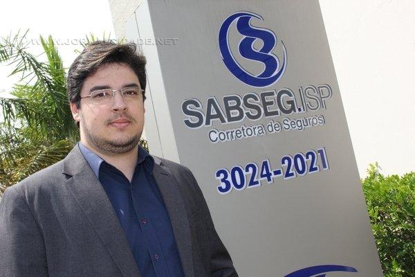 William Souza, da SABSEG.ISP, destaca que o seguro fiança locatícia é uma das ferramentas mais seguras para ambas as partes da locação
