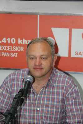 Prefeito Leandro Martinez (DEM) foi eleito pela população de Corumbataí com 44,73% dos votos