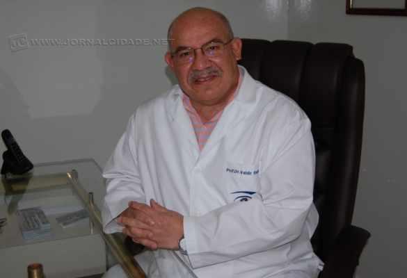 O Prof. Dr. Valdir Balarin