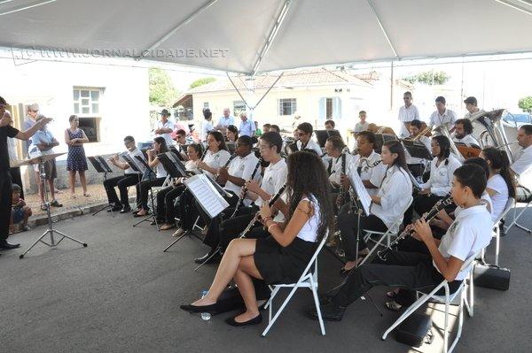 A data é celebrada com um concerto na Praça de Alimentação a partir das 19 horas