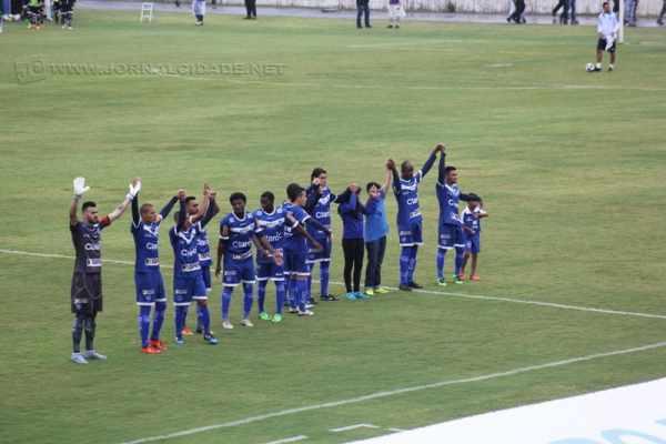 Com clima de tristeza, o Rio Claro FC deixa a Copa Paulista