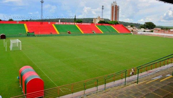 No início da municipalização do estádio, o imóvel foi avaliado em R$ 4.372.000,00. Desse valor foi feito abatimento de R$ 1.244.885,63