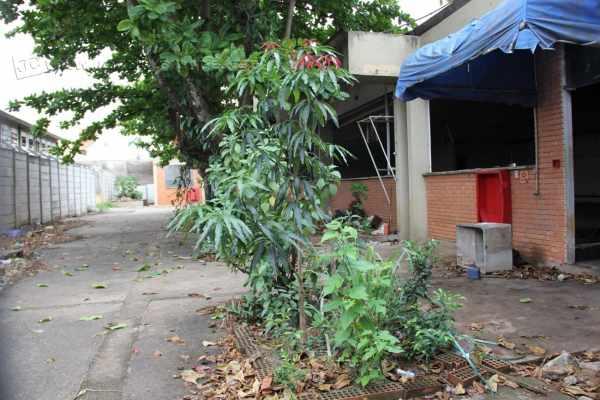 Vizinhança reclama que moradores de rua causam muitas 'badernas' e usam drogas no antigo prédio no Bairro do Estádio