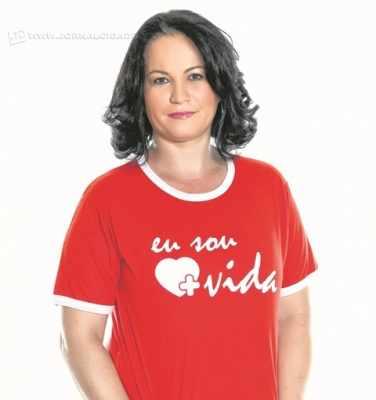 Eliane Sales Ferreira contou com ajuda do Grupo Mais Vida de Rio Claro