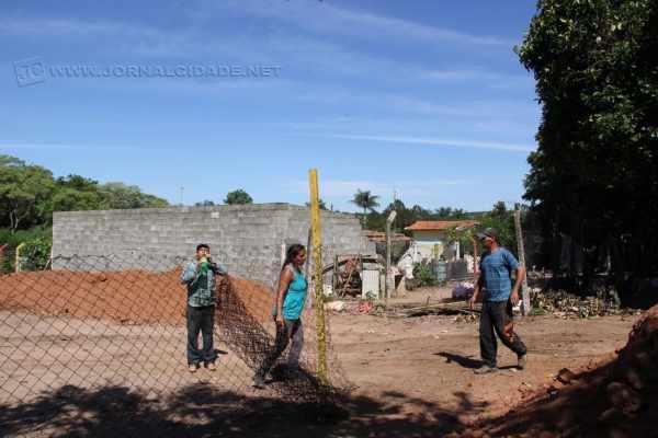 Terreno fica situado anexo ao ecoponto do bairro Jardim das Palmeiras e já está sendo reformulado