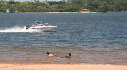 Na Represa do Broa, local bastante frequentado por turistas da região, estarão disponíveis seis salva-vidas neste domingo de Ano Novo