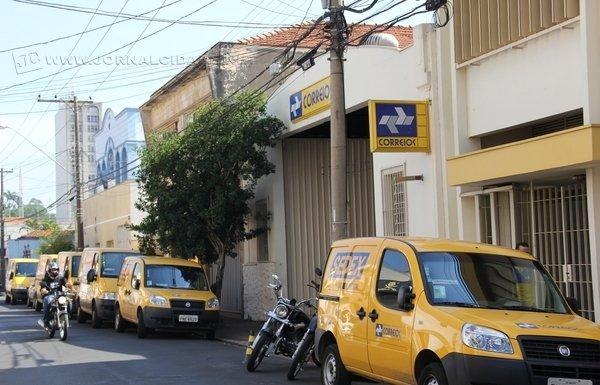 Na foto de arquivo, agência dos Correios localizada na Rua 4, na região central de Rio Claro