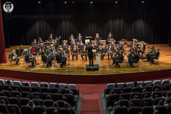 A banda completou, neste ano de 2016, 120 anos de existência e o concerto de Natal encerra as festividades especiais de comemoração