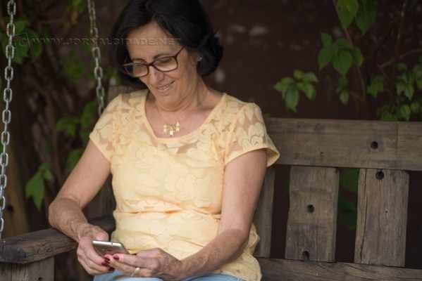 Ivone Ansanello Arvolea de 65 anos é uma das entrevistadas da edição 26 da revista JC Magazine, que será lançada no dia 11