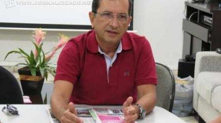 Presidente da Câmara Municipal de Rio Claro, João Zaine (PMDB)