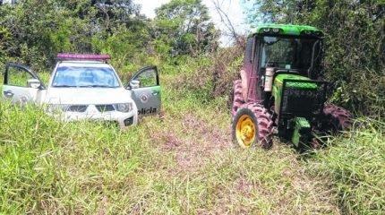 Viaturas da Polícia Militar fazem rondas rurais nos distritos de Rio Claro - Ajapi, Ferraz, Assistência e Batovi - além das redondezas em propriedades e sítios (foto: arquivo)