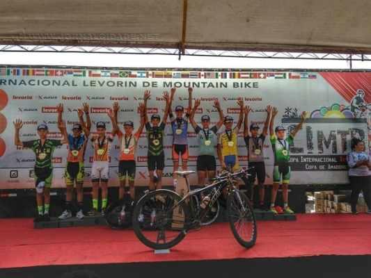 RAÇA!: atletas da Cidade Azul fizeram bonito em uma das provas mais importantes provas do calendário sul-americano de Mountain Bike