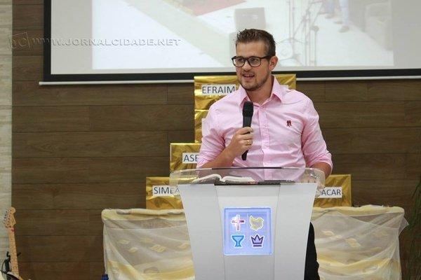 João Margarido, de 20 anos, também foi o mais votado de Ipeúna com 209 votos