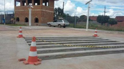 A estrutura passa por ajustes, segundo comunicado da Prefeitura Municipal de Rio Claro