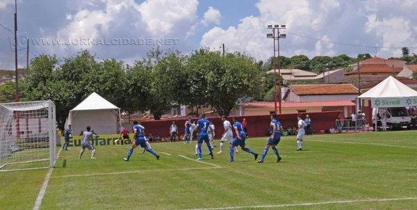 NÃO DEU!: mesmo com todo esforço dos atletas do Rio Claro FC, equipe não segue na Copa São Paulo