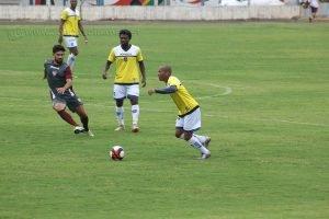 RITMO BOM: RCFC venceu os dois jogos-treinos realizados em janeiro [abateu o Desportivo Brasil por 2X1 e o Noroeste de Bauru por 3X2]
