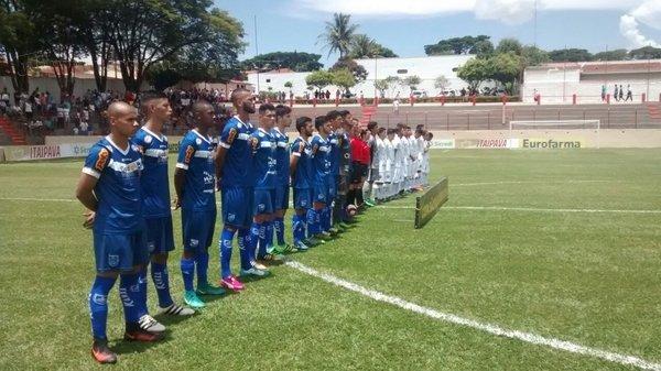 EM FRENTE!: na quinta-feira (5), o RCFC enfrenta o Sport Recife e, no sábado (7), pega o Batatais