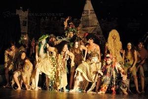 A Companhia Tempero D'Alma de Artes Cênicas é referência em Rio Claro e região na área teatral e em manifestações artísticas (Foto: Divulgação)