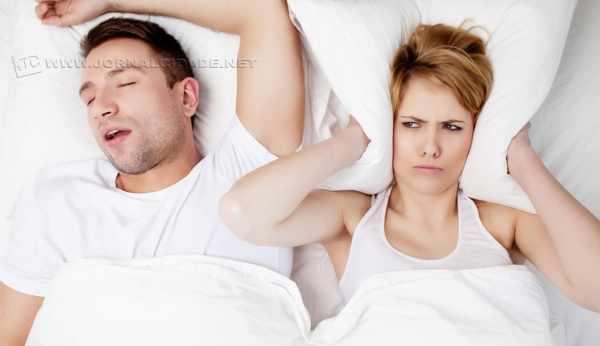 O ronco é um dos principais sintomas da apneia (Foto: reprodução)