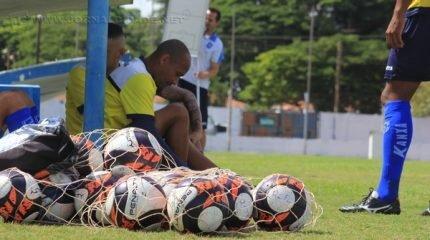 ADIANTE!: comandados por Sérgio Guedes têm o primeiro jogo depois do confronto com a AEVC
