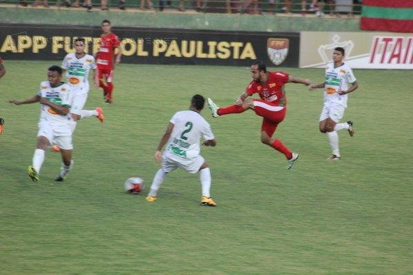 LONGO CAMINHO: o time rubro-verde vem do empate de 1X1 com o Rio Preto Esporte Clube