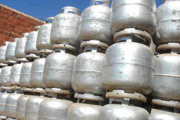 Em alguns depósitos de Rio Claro o valor do gás de cozinha já subiu (Foto: Agência Brasil)