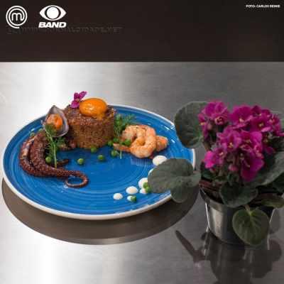 O prato apresentado pelo rio-clarense Bruno Viotto