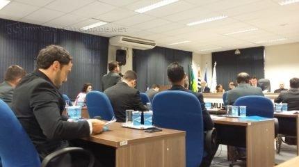 Sessão ordinária da Câmara Municipal ocorreu nessa quarta-feira (1º), em virtude do ponto facultativo na segunda-feira (27)